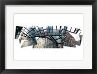 Framed Tribeca Collage