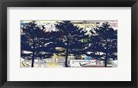 Framed Timber