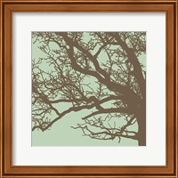 Framed Winter Tree III