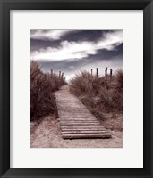 Framed Pathway