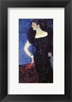 Framed Portrait of Rose von Rosthorn-Friedmann
