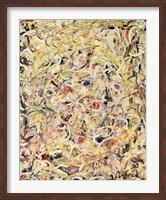 Framed Shimmering Substance, 1946