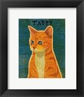 Framed Tabby (orange)