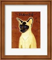 Framed Siamese