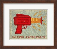Framed Rayvon Star VII