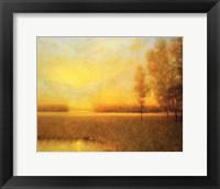 Framed Sunrise Haze