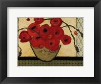 Framed Poppies for the Host