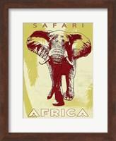 Framed Safari Africa