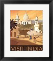Framed Visit India