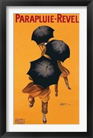 Framed Parapluie Revel