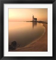 Framed Netherlands Lighthouse