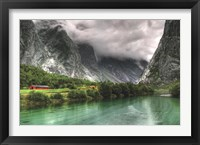 Framed Norway 45