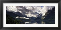 Framed Norway Panorama