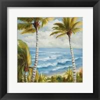 Framed Seaside Escape