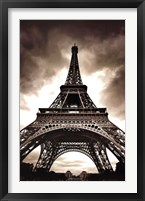 Framed Eiffel Tower