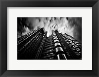 Framed London Lloyds