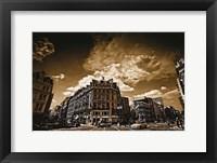 Framed Smithfield, London