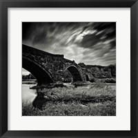 Framed Stony Bridge