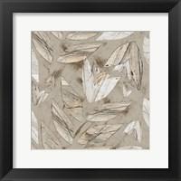 Framed Floating Leaves