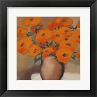 Framed Bella Flora