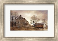 Framed Pennsylvania Morning