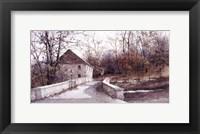 Framed Mill Bridge