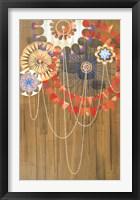 Framed Rosathoria I
