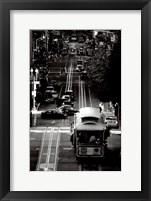 Framed Streets of San Francisco