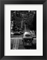 Framed Streets of San Francisco