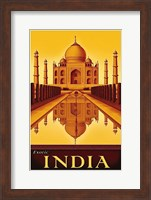 Framed Exotic India