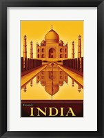 Framed Exotic India