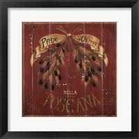 Toscana Framed Print