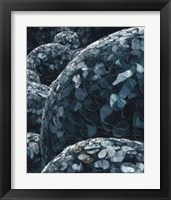 Framed Untitled (Mylar), 2008