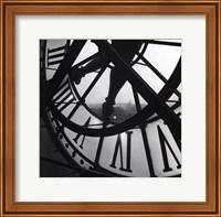 Framed Orsay Clock