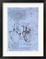 Framed Heart