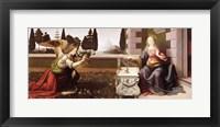 Framed Annunciation, 1472-75