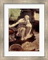 Framed St. Jerome, c.1480-82