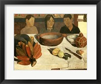 Framed Meal (The Bananas), 1891
