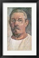 Framed Self portrait, 1902