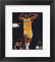 Framed Ron Artest 2010-11 Action