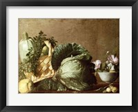 Framed Still Life