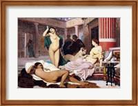 Framed Greek Interior, 1848