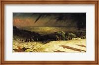 Framed Jerusalem