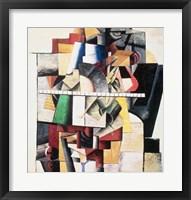 Framed M. Matuischin