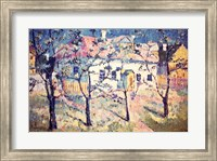 Framed Spring, 1904