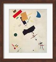 Framed Suprematist Composition No.56