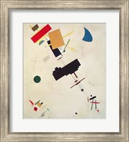 Framed Suprematist Composition No.56
