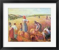 Framed Gleaners, 1889