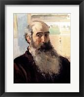 Framed Self Portrait, 1873