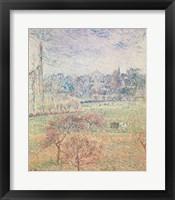 Framed Autumn Morning, 1892